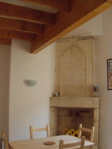 Logis Andraud Studios : Appartement proche de Moulon