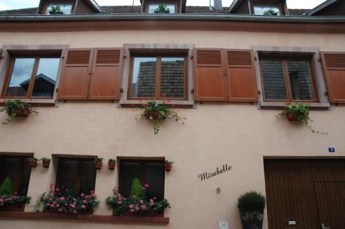 Mirabelle Apartment : Appartement proche de Bergheim