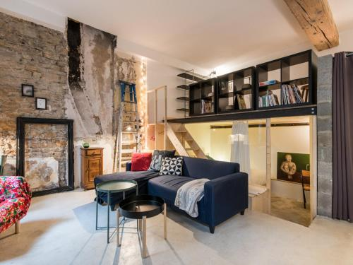 Be My Home - Le Bucolique : Appartement proche du 4e Arrondissement de Lyon