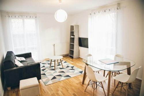 SWEET HOME Rue Roger Salengro : Appartement proche de Noisy-le-Grand