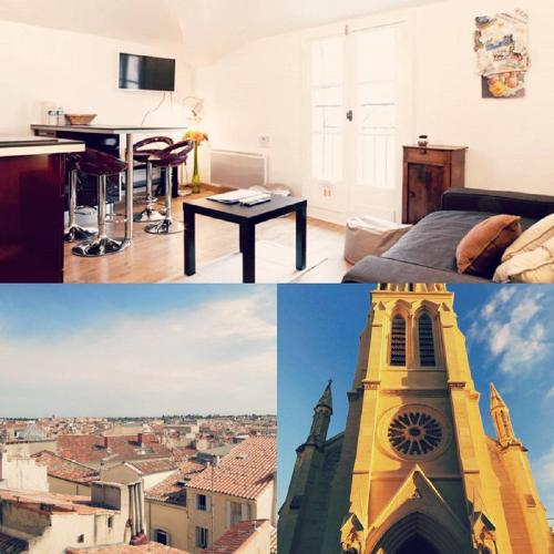 Colombet Stay's - Place Saint Anne. : Appartement proche de Montpellier