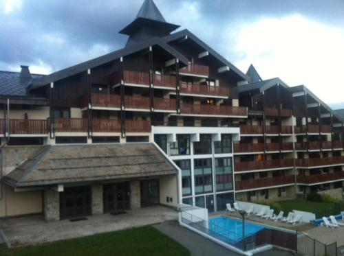 Terrasses Du Mont Blanc : Appartement proche d'Onnion