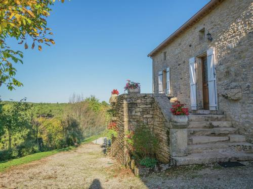 Holiday home Montcabrier : Hebergement proche de Duravel