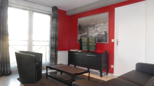 Le Memorial appartement-Caen apparthotel