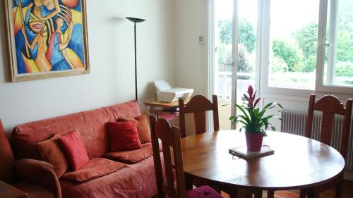 Appartement Quiet 1 Bedroom Flat Next to Montparnasse