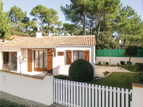 Hébergement Two-Bedroom Holiday Home in La Tranche sur Mer