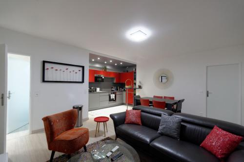 Appartement Red-line