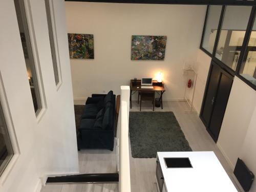 Loft Hamilton : Appartement proche de Sailly-lez-Lannoy