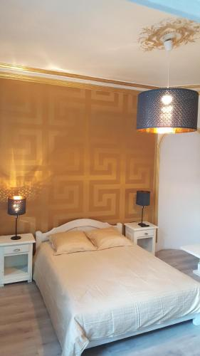 Appartement Luxury Suite lilas 3
