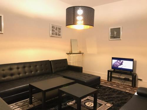 Luxury Suite Lilas 1 : Appartement proche de Longvic