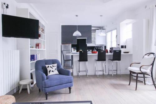 Luckey Homes - Rue Ruhmkorff : Appartement proche de Levallois-Perret