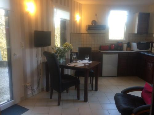 Appartement Cortal : Appartement proche d'Estoher