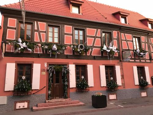 Auberge Le Meisenberg : Hotel proche d'Orschwiller