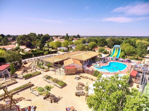 Photo Camping La Grand'Métairie
