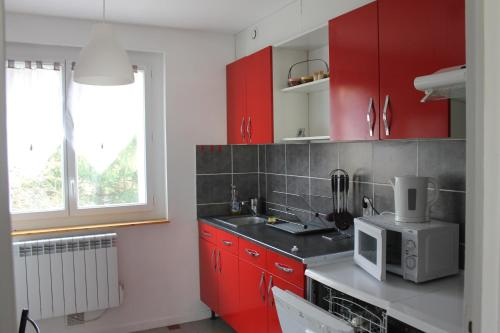 Apartment Route de Larnage : Appartement proche de Vion