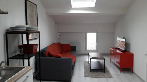 Appartement Loft Hypercentre Revel : Appartement proche de Montmaur