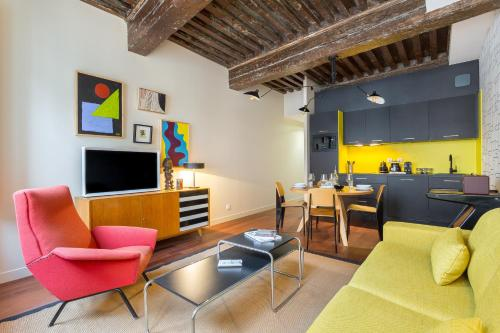 Like Home - Bellecour : Appartement proche de Lyon