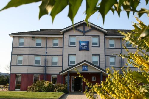 ibis budget Coutances : Hotel proche d'Orval
