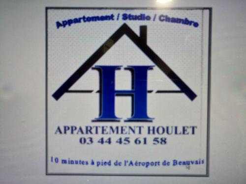 Appartement Houlet : Appartement proche d'Abbeville-Saint-Lucien