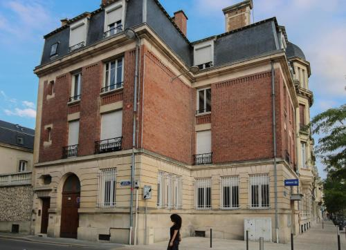 Reims-Escapade : Appartement proche de Reims