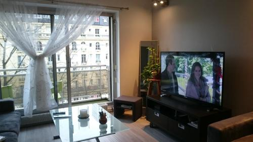 I Love Paris : Appartement proche du 13e Arrondissement de Paris