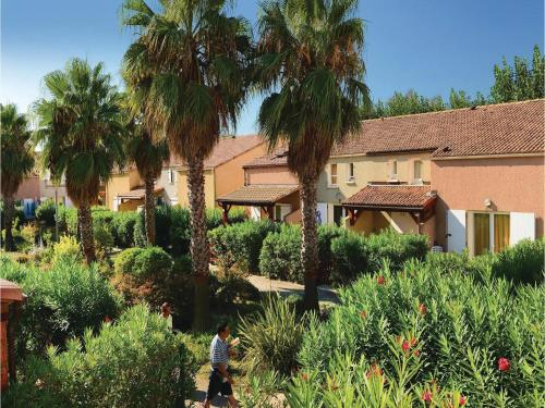 Hébergement One-Bedroom Holiday Home in Vendres-Plages