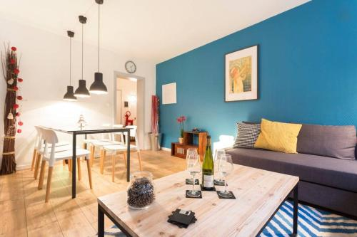 At home in the center of Colmar : Appartement proche de Horbourg-Wihr