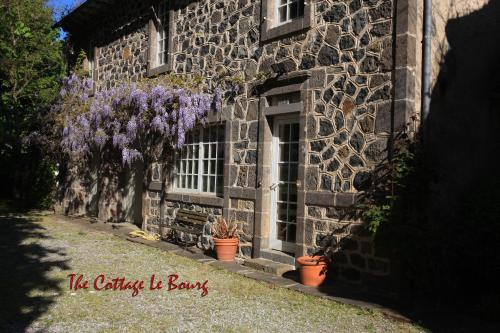 Manor House Cottage : Hebergement proche de Campouriez