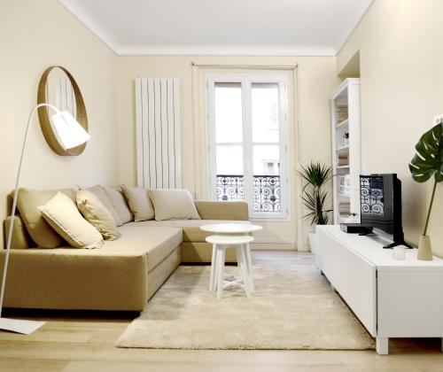 Appartement Paris-Pantheon II