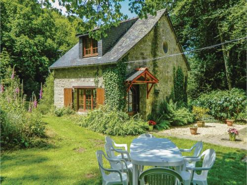 Holiday Home Moulin De Niziau II : Hebergement proche de Saint-Aignan