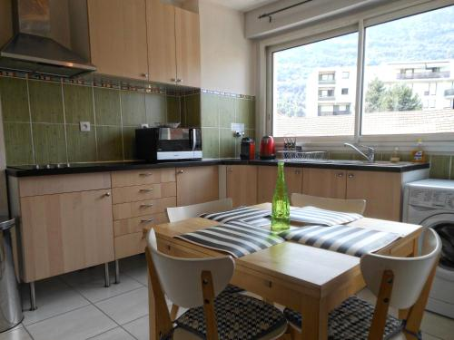 Appartements RESIDILAVERDE Ile Verte : Appartement proche de Montbonnot-Saint-Martin