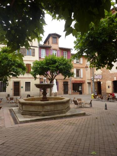 Albi city gites : Appartement proche de Cambon
