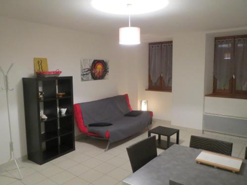 T1 centre ville Aubenas : Appartement proche de Saint-Germain