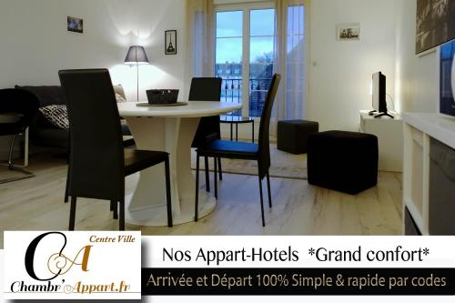 Appartement Appart'hotel Chambrappart