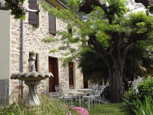 Holiday home 30160 Robiac-Rochessadoule, France : Hebergement proche de Courry