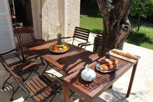 Hébergement Charmante maison renovee a Antibes/Belle terrasse sur Jardin/Spa/Piscine/Parking