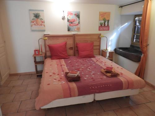 Luxurious and spacious Bed & Breakfast kamer : Chambres d'hotes/B&B proche de Le Saulcy