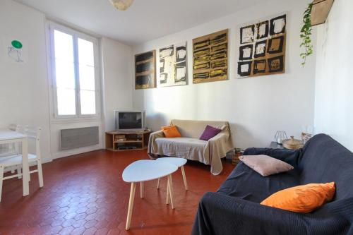 Luckey Homes - Rue Vincent Leblanc : Appartement proche du 14e Arrondissement de Marseille