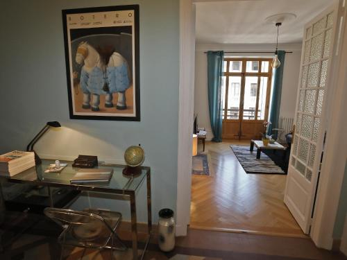 Appartement Le Cygne