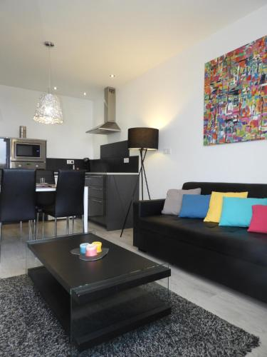 L'Appart Thermal : Appartement proche de Tollaincourt