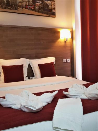 Hotel Luxor : Hotel proche d'Issy-les-Moulineaux