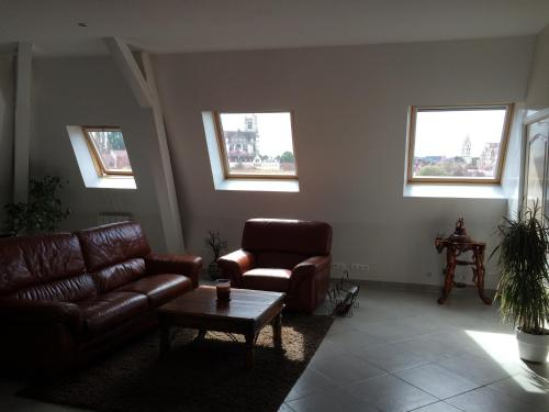 Belle Vue 89 Appartement : Appartement proche de Saint-Maurice-Thizouaille