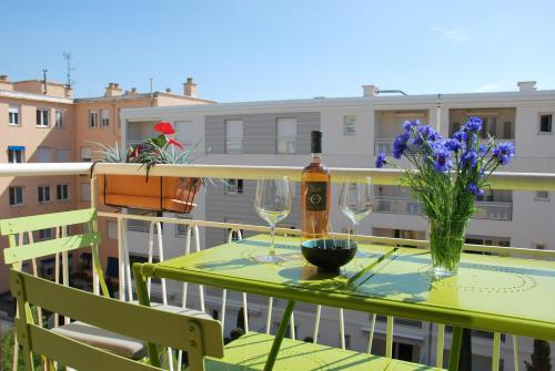 L'Antiboise : Appartement proche d'Antibes