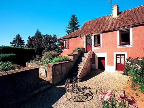 Holiday Home La Lochere : Hebergement proche de Marcilly-et-Dracy