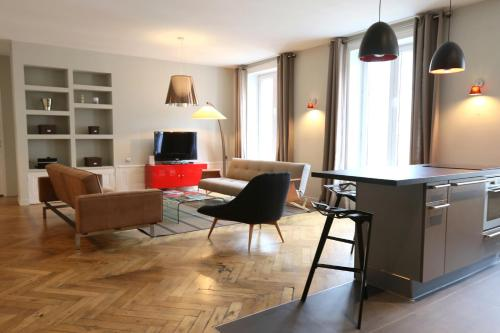 Luckey Homes - Rue du Garet : Appartement proche du 1er Arrondissement de Lyon