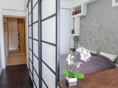 Apartment Saint Christophe : Appartement proche de Falicon