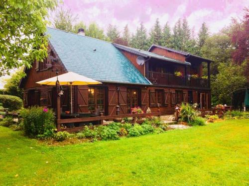 Spruce Lake : Chambres d'hotes/B&B proche de Bourganeuf
