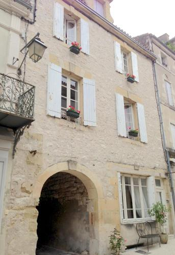 My Little French House : Hebergement proche de Castelnaud-de-Gratecambe