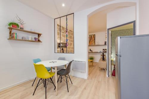 Luckey Homes - Rue Roucher : Appartement proche de Montpellier