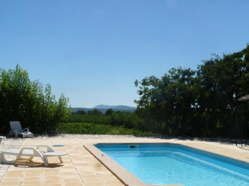 Holiday home Pouzol : Hebergement proche de Saint-Privat-de-Champclos
